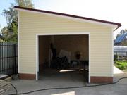 Строительство гаражей и пристроек от УютСтройКараганда!