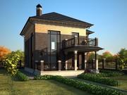 Строительство частных домов под ключ! - foto 0