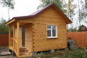 Строительство бани из блока,  сруба или бруса от УютСтройКараганда! - foto 0