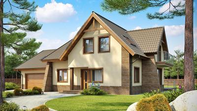 Строительство частных домов под ключ! - main